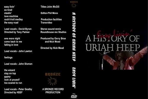 Uriah Heep - Easy Livin/ A History Of Uriah Heep (Verse 2)