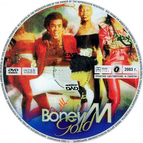 Boney M-GOLD 2003