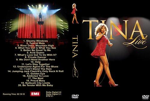Tina Turner-Tina Live!