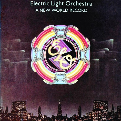 ELECTRIC LIGHT ORCHESTRA - A new world record  1976