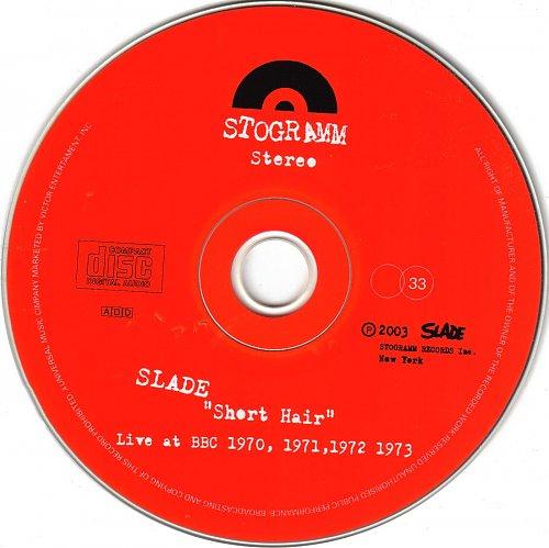 SLADE - Short Hair(1970-1973) BBC  2003