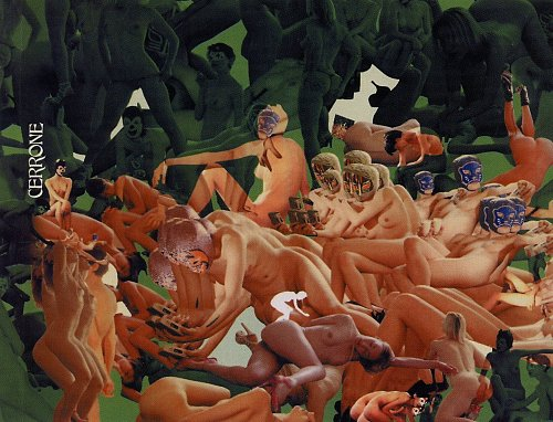 Cerrone - Hysteria (2002)