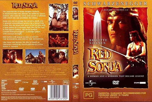 Рыжая Соня / Red Sonja (1985)