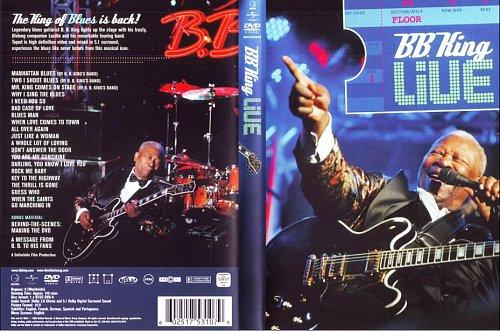 B.B.king - live  ( 2006 Nashville )