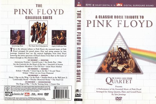 The Pink Floyd Chamber Suite. A Classic Rock Tribute to Pink Floyd