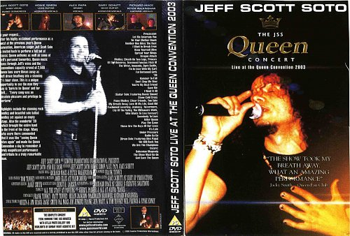Jeff Scott Soto - Queen Concert - Live At The Queen Convention -`2003
