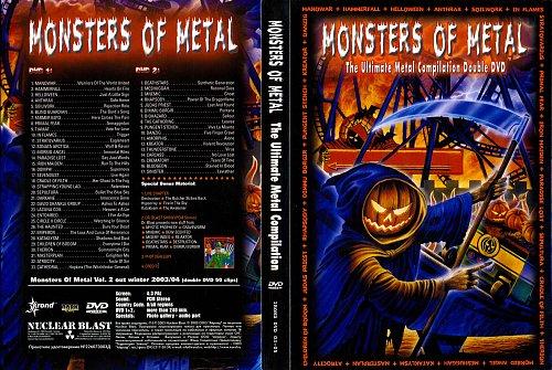 Monsters Of Metal - Vol. 1 2003