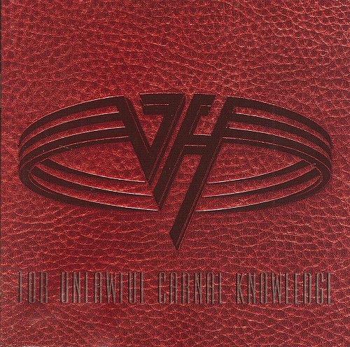 VAN HALEN -  For Ulawful Carnal Knowledge  1991