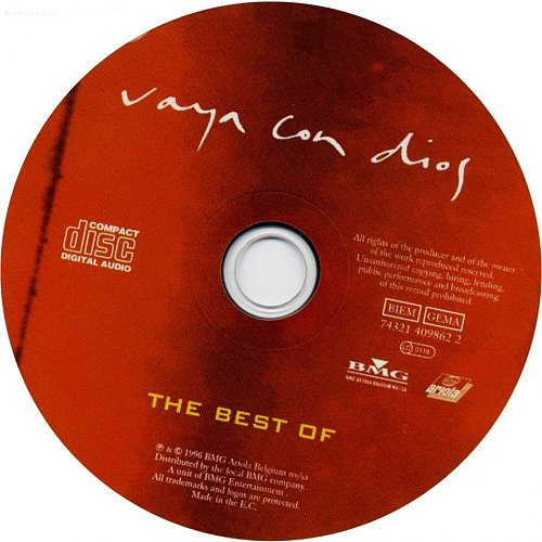 VAYA CON DIOS - The Best Of   1996