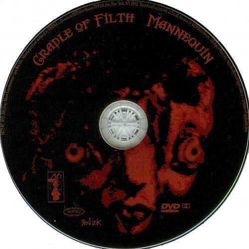 Cradle Of Filth - Mannequin 2003