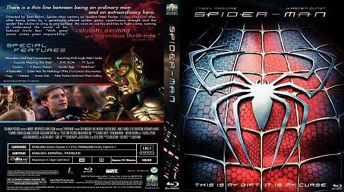Человек-паук (Spider-Man) 1-3