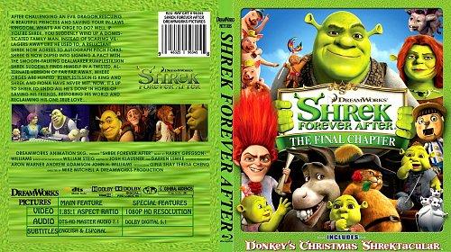 Шрек навсегда (Shrek Forever Affter)