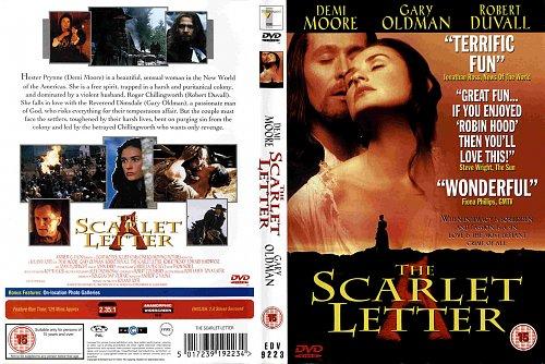 Алая буква / Scarlet Letter, The (1995)