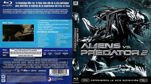 alien vs predator raquiem
