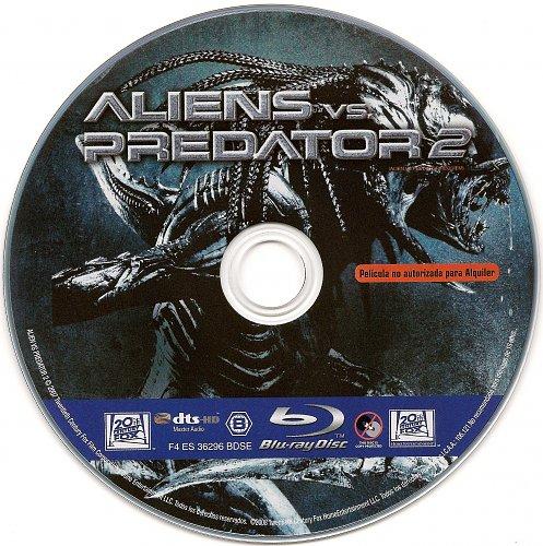 alien vs predator raquiem blin