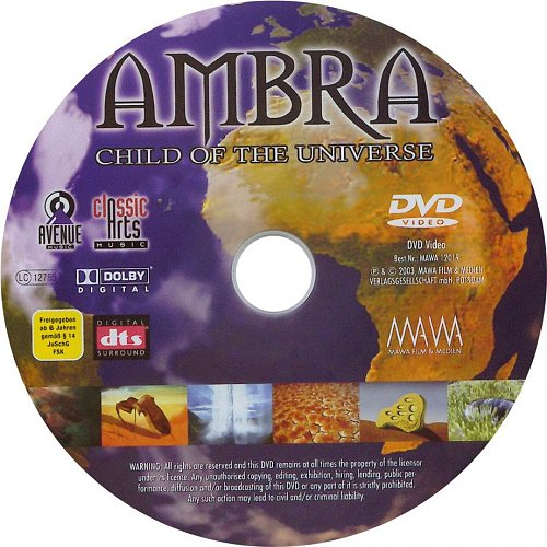 Амбра: 2 Дитя Вселенной / Ambra: 2 Child Of The Universe (2003)