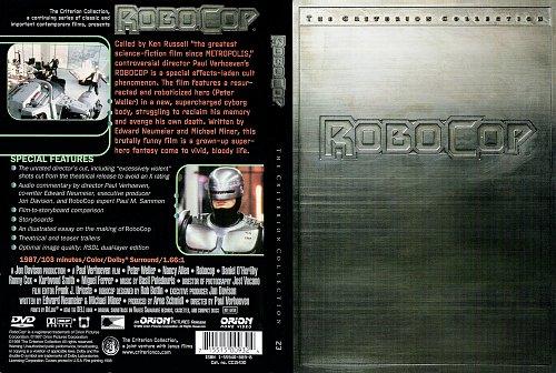 Робот-полицейский/ RoboCop