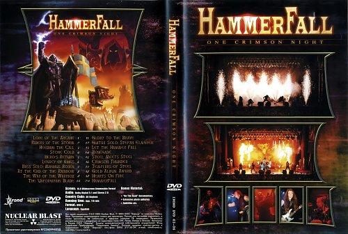 HammerFall - One Crimson Night (2003)