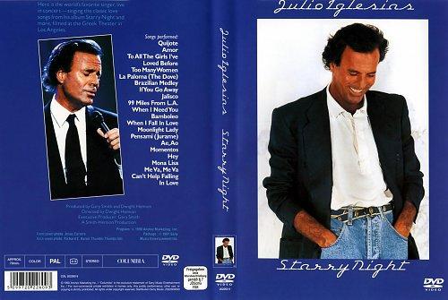 Julio Iglesias - Starry Night (1991)