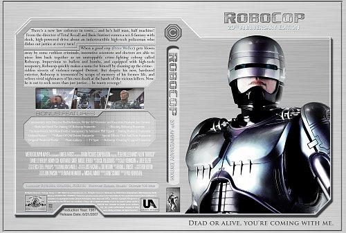 Робот-полицейский/ RoboCop / 1987