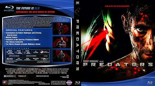 Хищники (Predators) 2010 вариант-02 Blu-ray