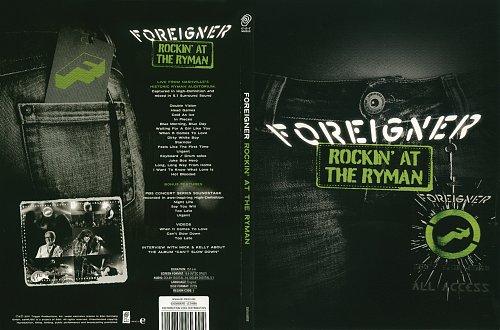 Foreigner - Rockin' at the Ryman 2011