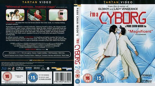 Я киборг, но это нормально / I'm A Cyborg, But Thats Ok (2006)