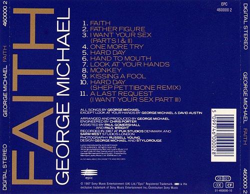 George Michael - Faith (1987)
