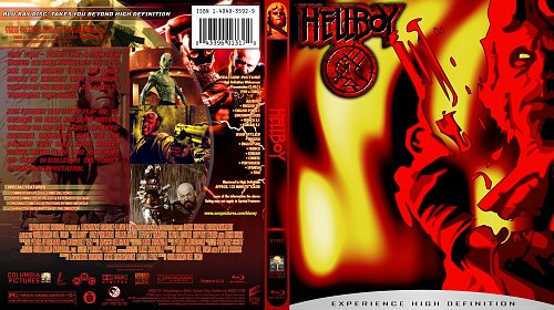Хеллбой: (2004) Blu-ray