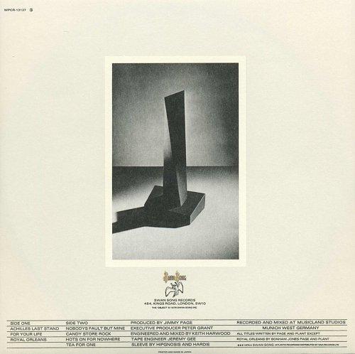 Led Zeppelin - Presence (1976)