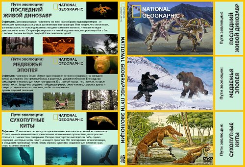 National Geographic: Пути Эволюции / National Geographic: Evolutions
