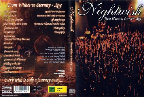 Nightwish-From Wishes To Eternity-2001