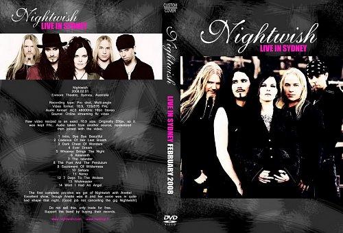 Nightwish-Live In Sidney-2008