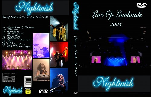 Nightwish-Live Op Lowlands-2005