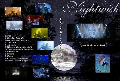 Nightwish-Open Air Gambel-2008
