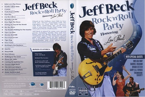 Jeff Beck - Rock 'N' Roll Party 2010