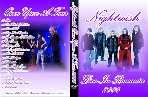Nightwish-Once Upon A Tour-2004