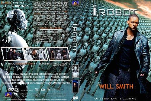 Я, робот / I,Robot DVD ENG