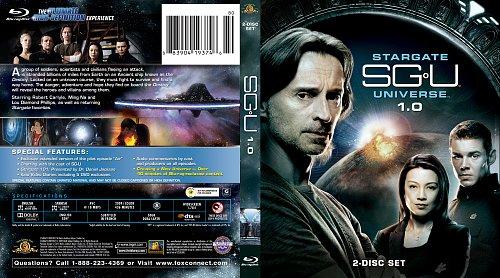 Звёздные врата: Вселенная / SGU Stargate Universe (2009 – 2011)