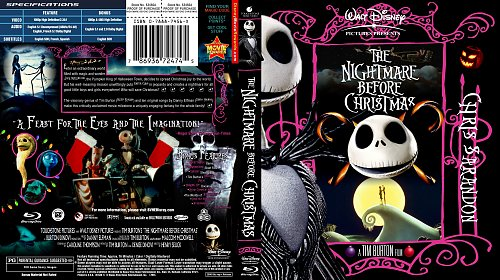 Кошмар перед Рождеством / Nightmare Before Christmas, the (1993)