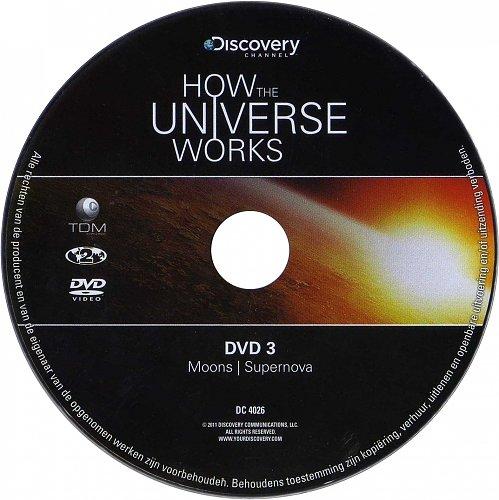 Discovery: Как устроена Вселенная / How the Universe Works (2010)