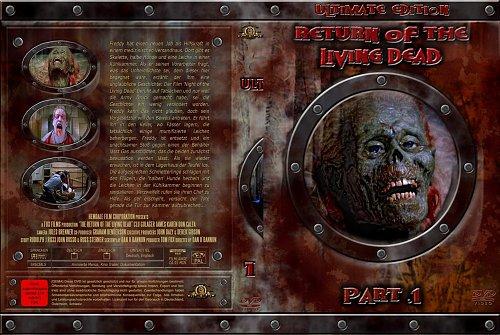 Возвращение живых мертвецов / The Return of the Living Dead (все части)