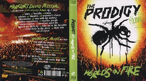 The Prodigy - World's On Fire (2011)