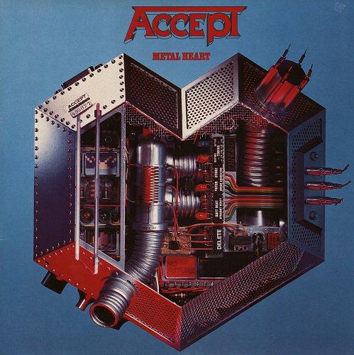 Accept – Metal Heart (1985)