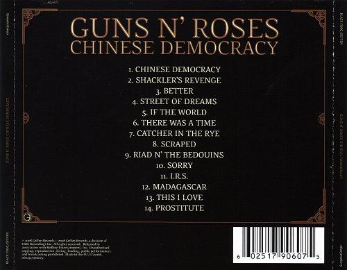 Guns N' Roses – Chinese Democracy (2008)