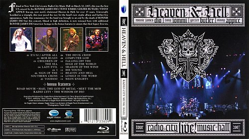 Heaven & Hell - Radio City Music Hall tour live! (2007)
