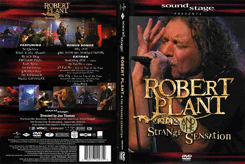 Robert Plant & The Strange Sensation - Soundstage (2006)