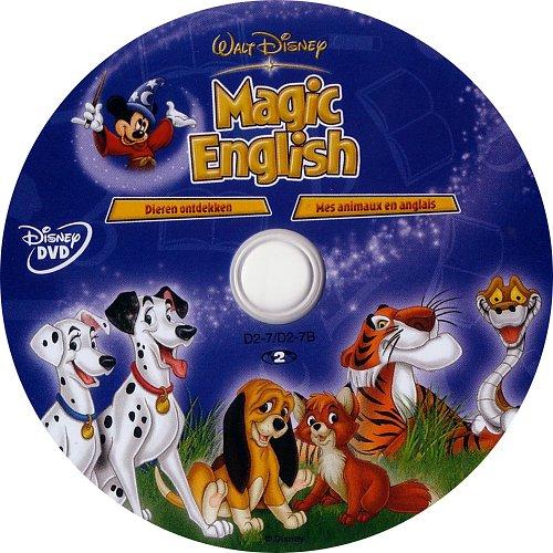 Магический английский с Диснеем / Disney's Magic English