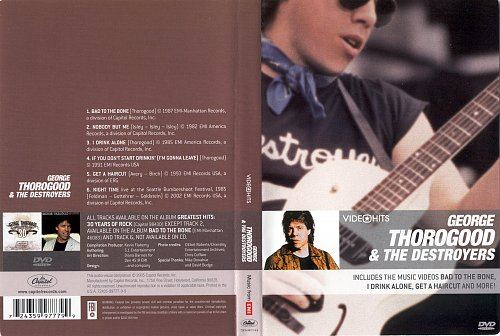 George Thorogood & The Destroyers - VIDEO HITS