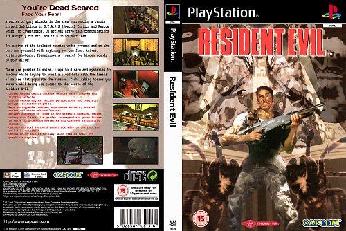 Resident Evil PS1